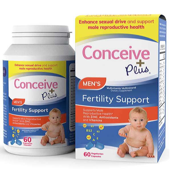 fertility support conceive plus mens