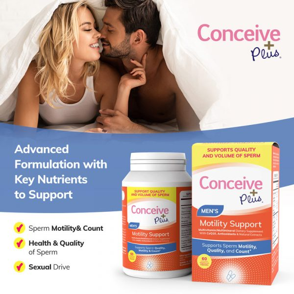 advanced formulation conceive plus motility support