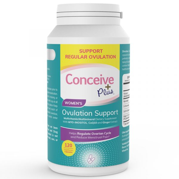 Conceive Plus Ovulation Support 120 caps